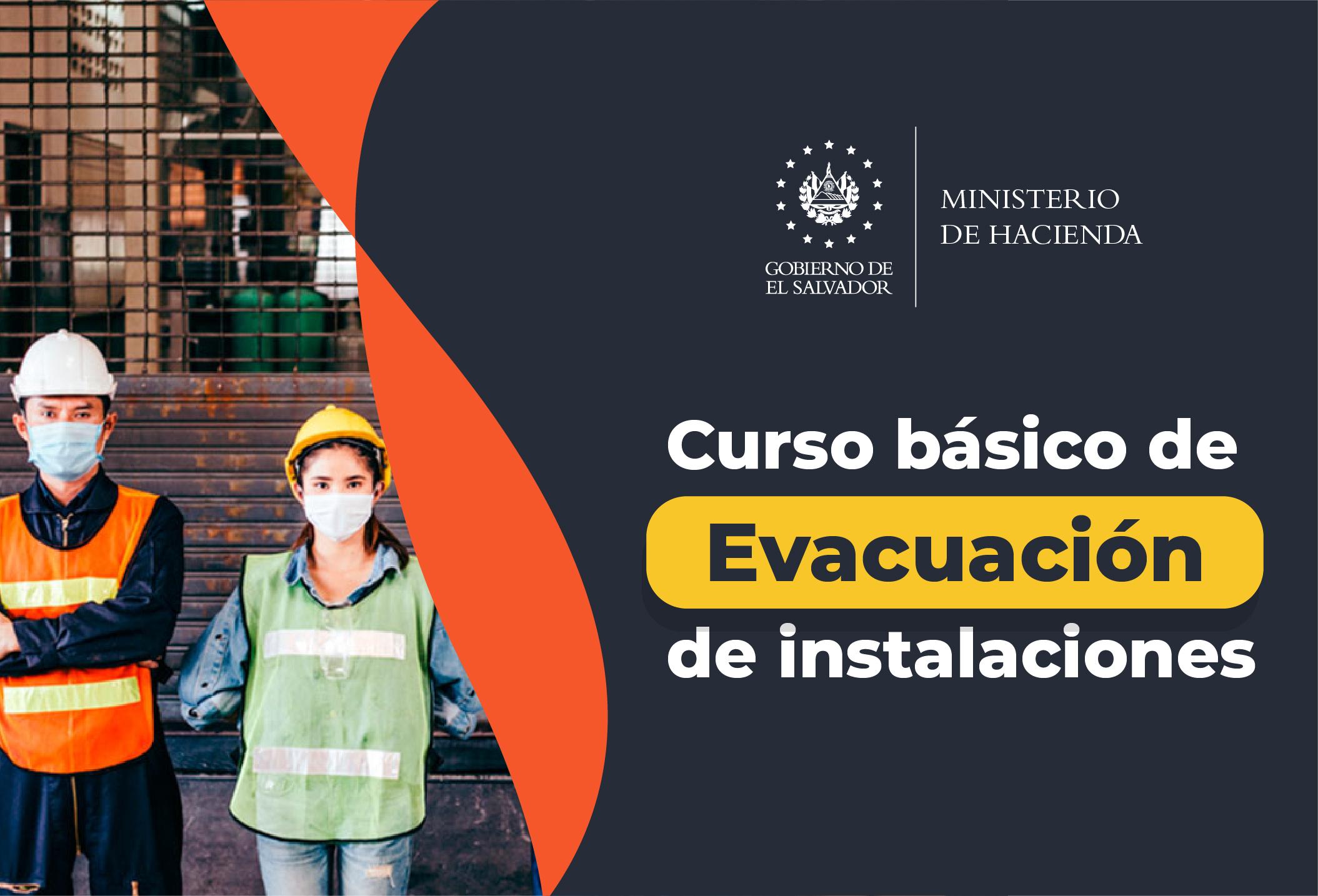 CURSO BÁSICO  DE  EVACUACIÓN DE INSTALACIONES